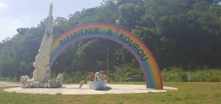 Bienvenido a Kourou!