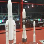 3 tipos de cohete