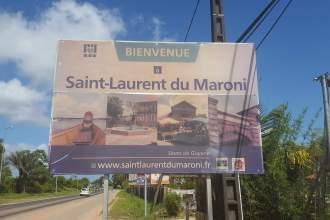 Bienvenido a Saint-Laurent-du-Maroni