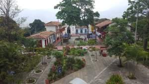Pueblito Paisa en Medellín