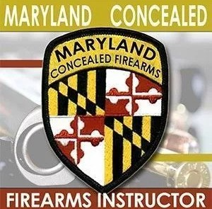 Maryland Concealed Firearms Instructor