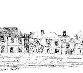 Harcourt House Salisbury Healthcare History