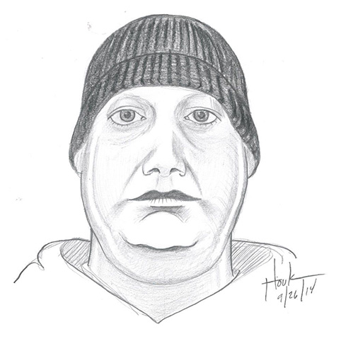 Sketch released of suspect in Walgreens robbery