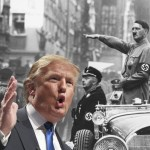 AUSCHWITZ: BLAME DONALD TRUMP AND NIGEL FARAGE ?