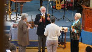 Belletones in worship