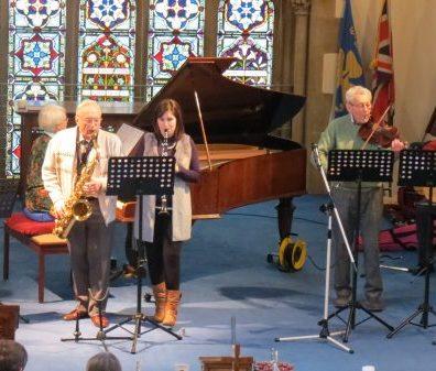 Salisbury concert