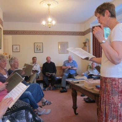 Salisbury URC Choir 2