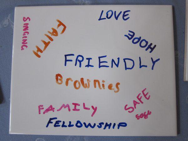 Words of Thanksgiving, 357th Anniversary, Salisbury United Reformed Church (3)