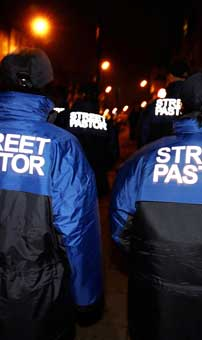 Sreet Pastor Patrol