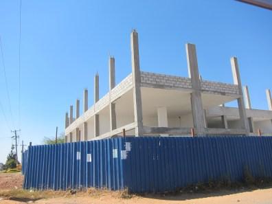Lusaka - a construction site (1) - Copy