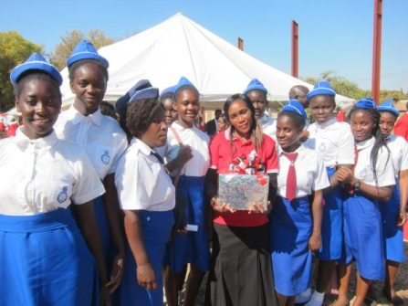 Induction, Chilanga UCZ Girls Brigade(43)
