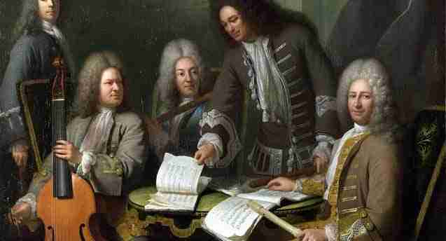 musicians of Louis XIV
