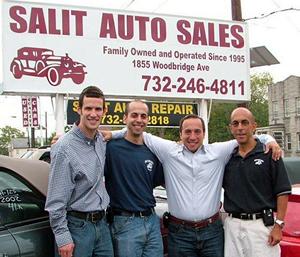 Family Photo - Salit Auto