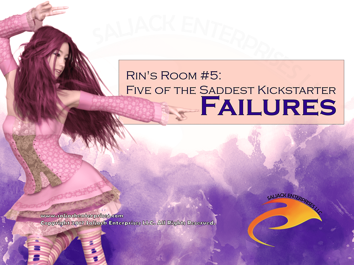 Rins Room 5 Five of the Saddest Kickstarter Failures