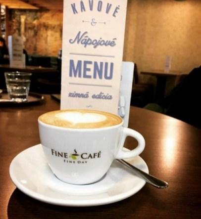 Fine Café Prievidza