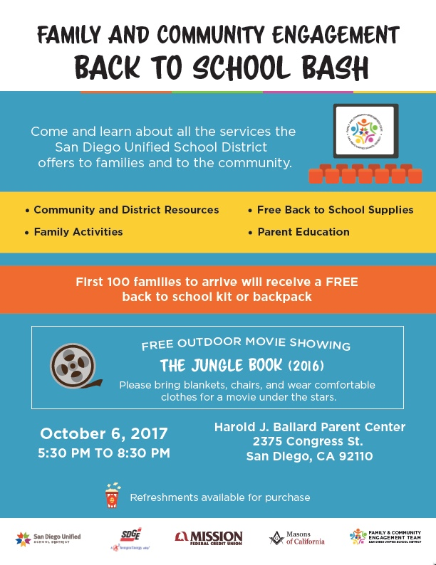 2017.10.06 - Back to School Bash
