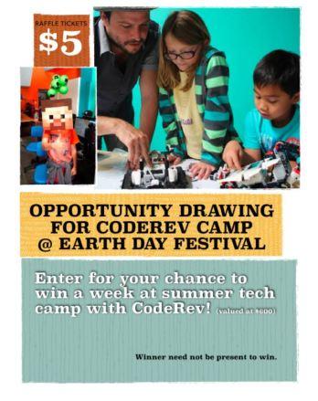 CodeRev - Earth Day