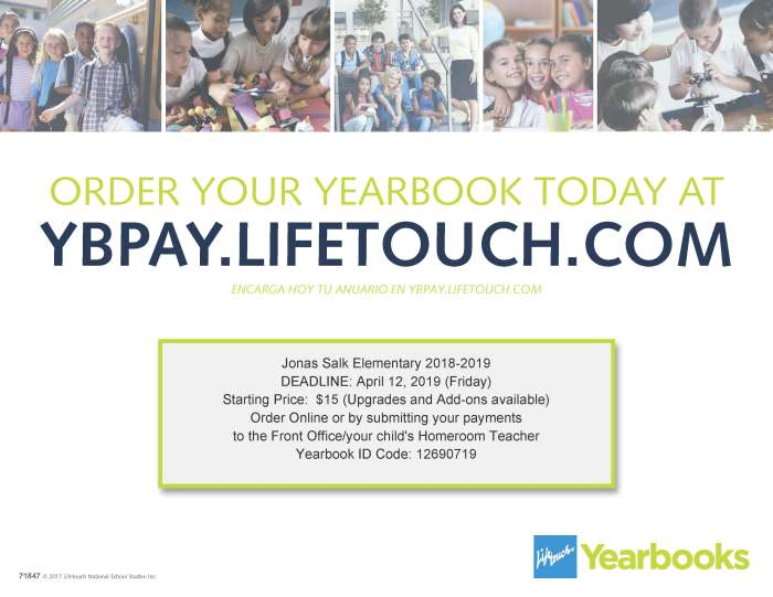 2018_19 - Lifetouch Yearbook Order flyer.jpg