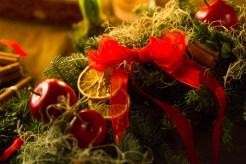 Otroligt fina juldekorationer från Blomsterlandet.