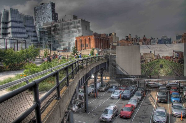 High Line Sallan' Corner