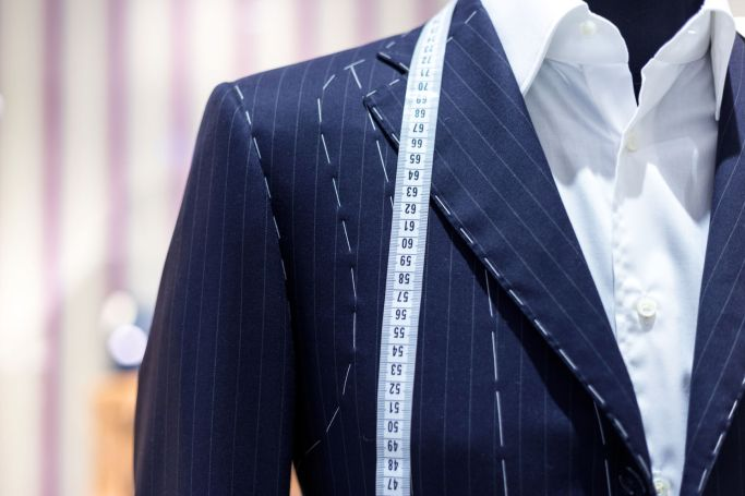best made to measure suit