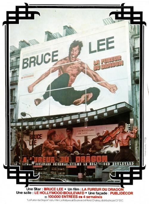Tous Les Films De Bruce Lee En Français : films, bruce, français, Quand, René, Chateau, Découvre, Bruce, Salles-cinema.Com