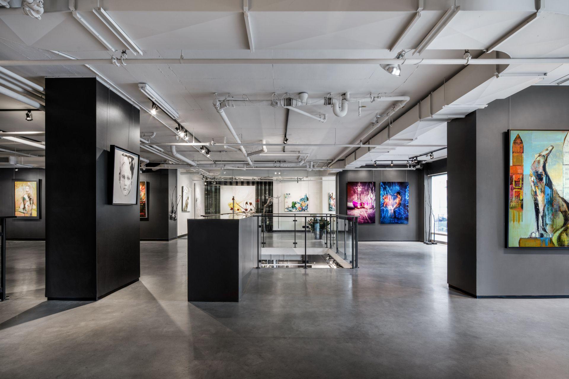ALSQ  Galerie MX  Galerie dart MX  2  Montral  Montral VilleMarie