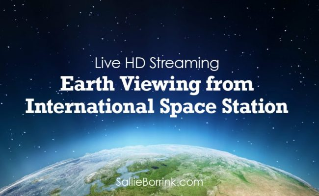 Live Hd Streaming Earth Viewing From International Space