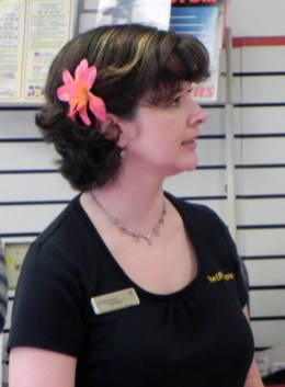 UPS Store employee Christine has survived four sets of store owners