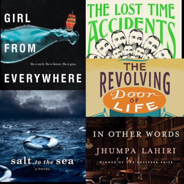 New books for February 2016