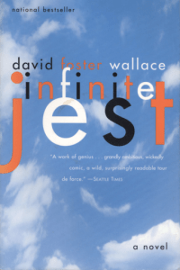 Infinite Jest - book cover