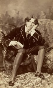 Irish authors - Oscar Wilde