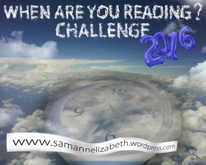 Reading time: The When Are You Reading? Challenge