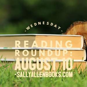 After last month's #ReadMyOwnDamnBooks fail, I wanted to do better in August. So far, I've met my goal to read 50 percent my own books. Now to keep it up!