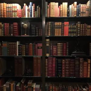 Priceless books from the vault at The Morgan Library