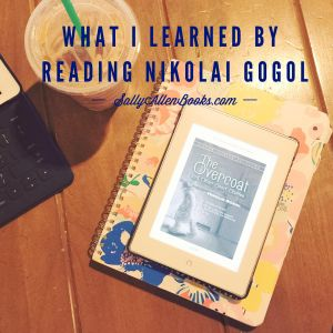 Reading Nikolai Gogol challenge my expectations...in a good way.