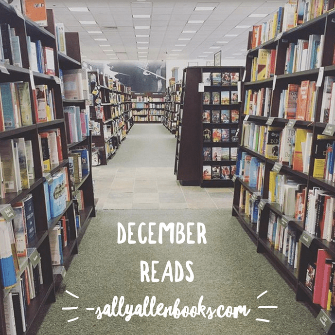 Reading Wrap-Up: December Reads