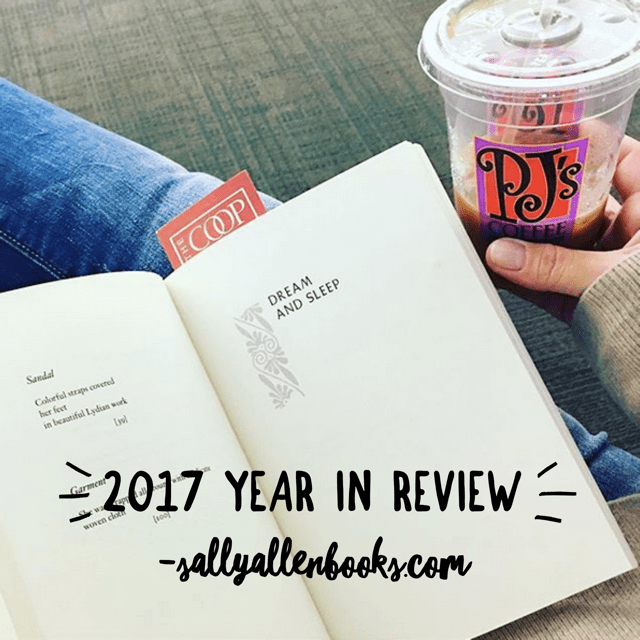 2017 Reading Year Review