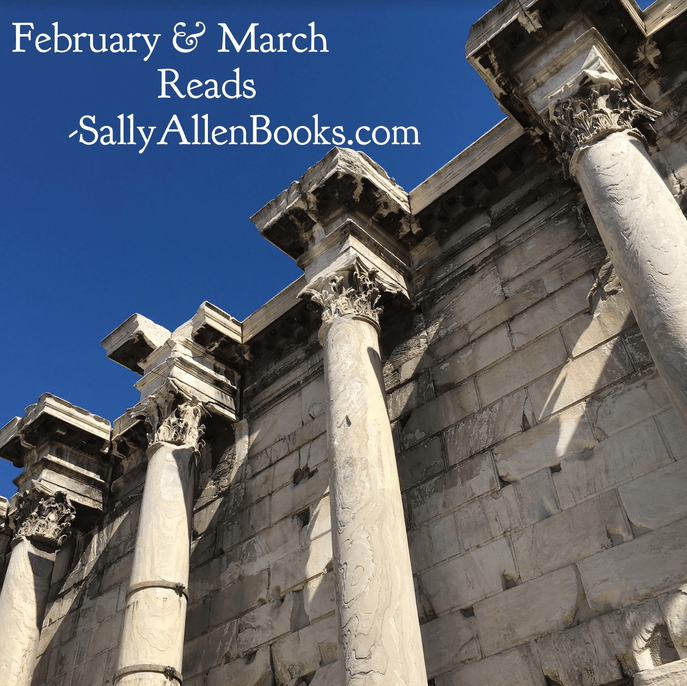 The Odyssey and more February and March reads
