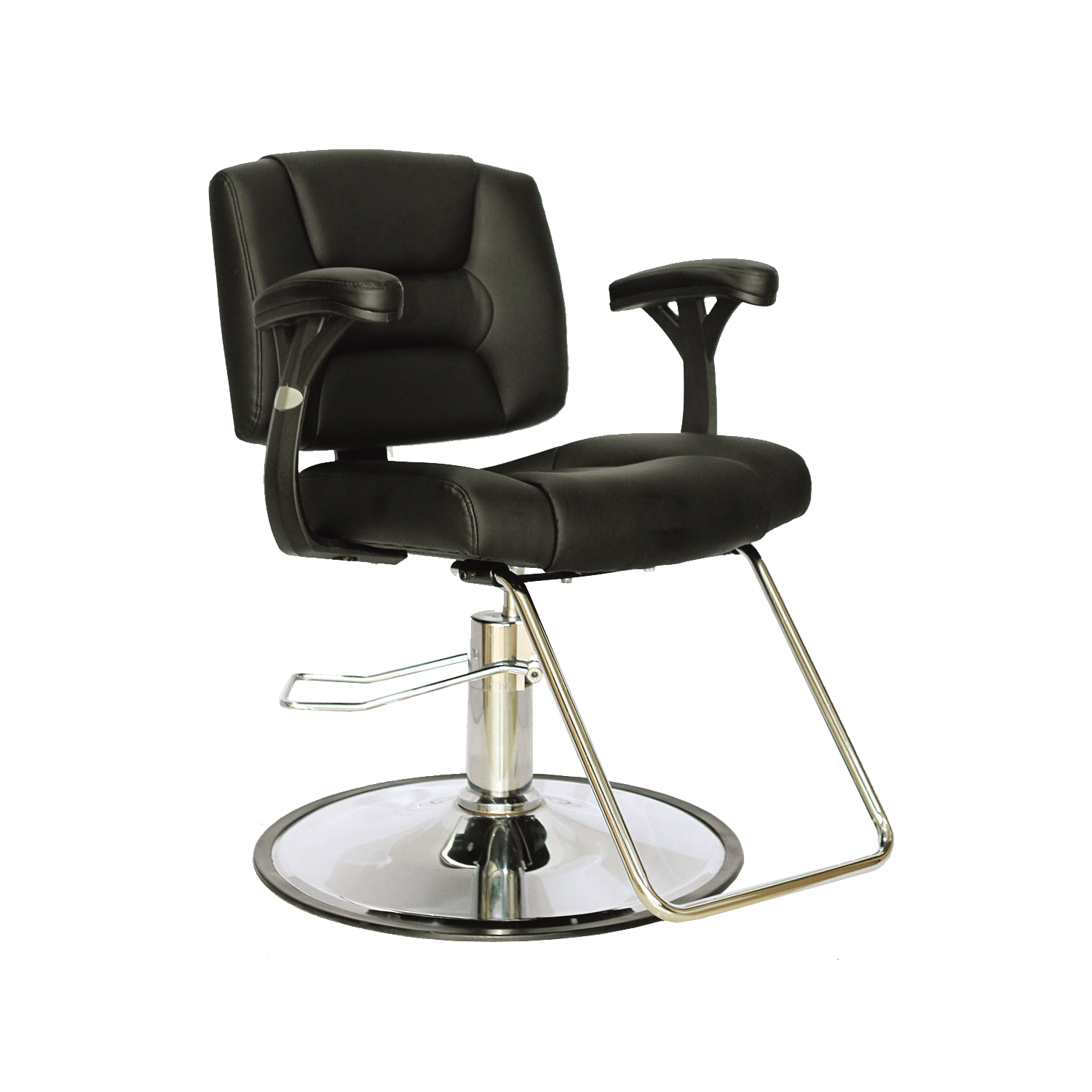 Cosmetology Chair Puresana Sheridan Styling Chair With Chrome Base