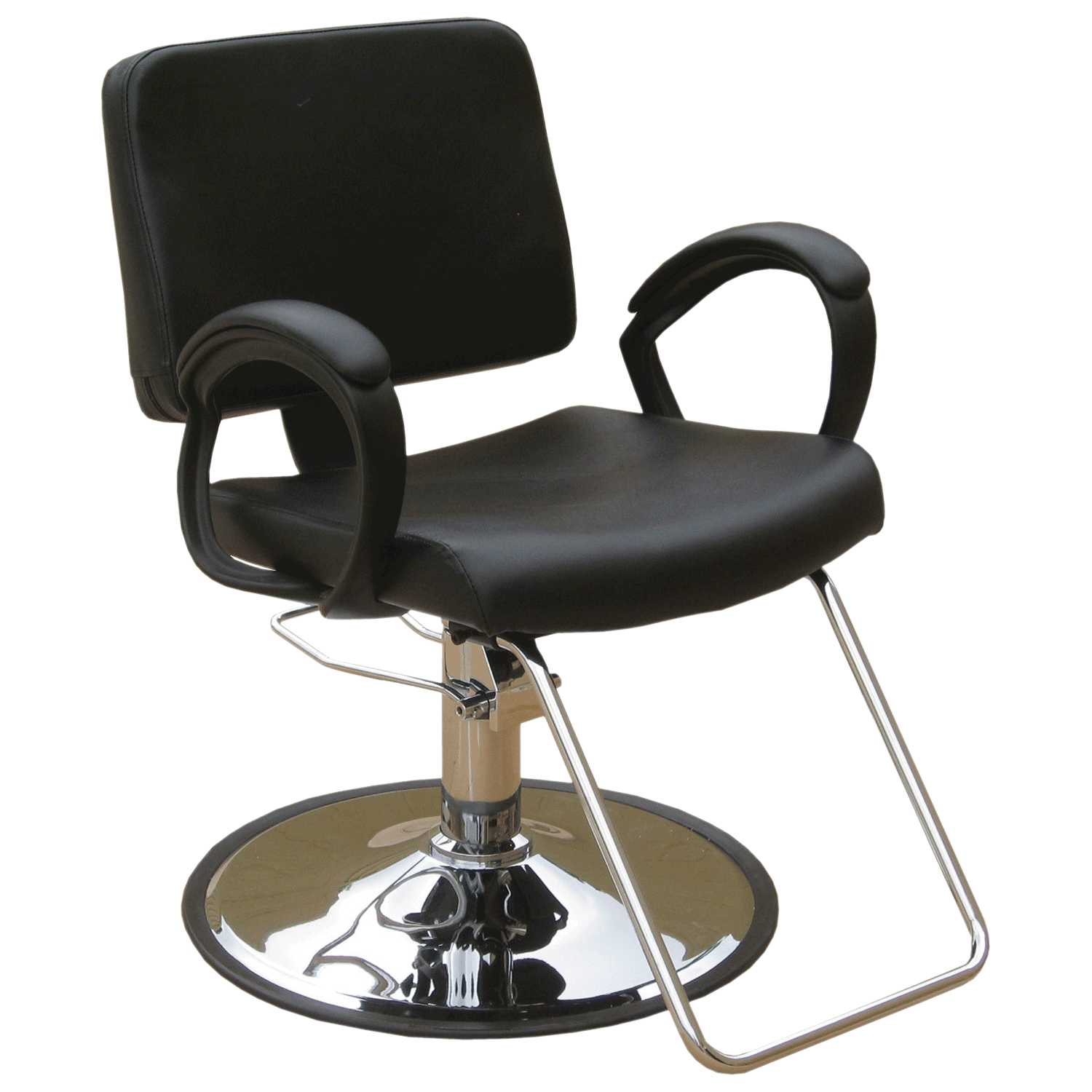 Salon Dryer Chair Puresana Ava Styling Chair With Base Salon Chairs Dryer