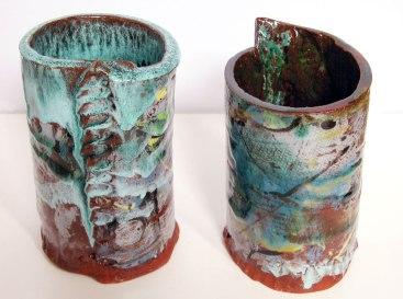 Earthenware Slipware Pots