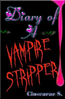 Diary of a Vampire Stripper Cover Art