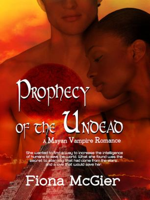 Cover Graphic Prophecy of the Undead
