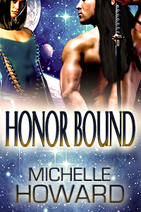 Cover art for Honor Bound