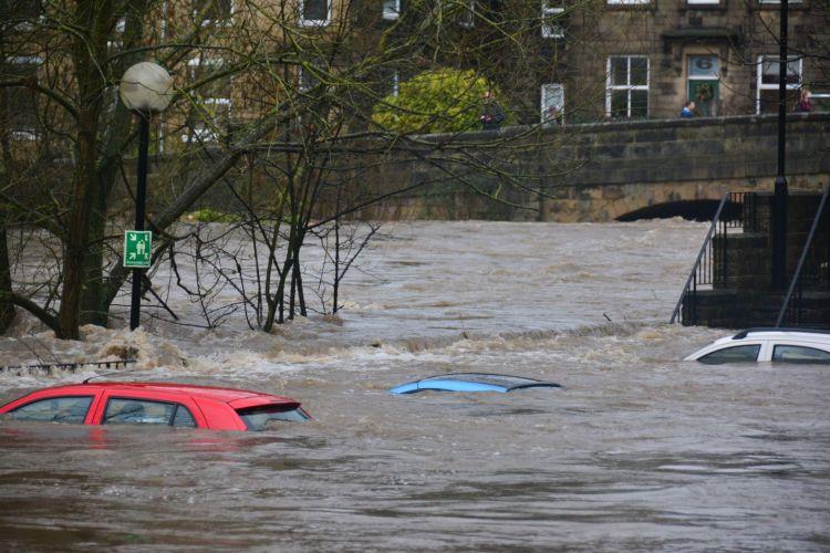 Photo by Chris Gallagher on Unsplash flood