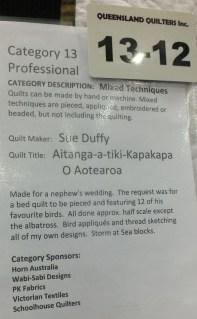 Brisbane Quilt Show Oct 2015 - 424 cropped