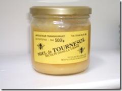sunflower honey 002
