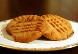peanutbutter gluten free cookies