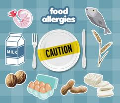 food allergies.2